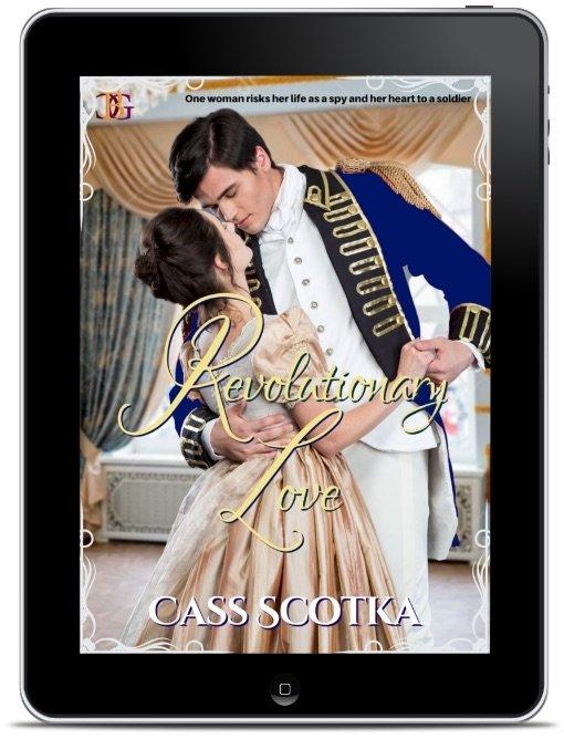 Revolutionary Love book by Cass Scotka